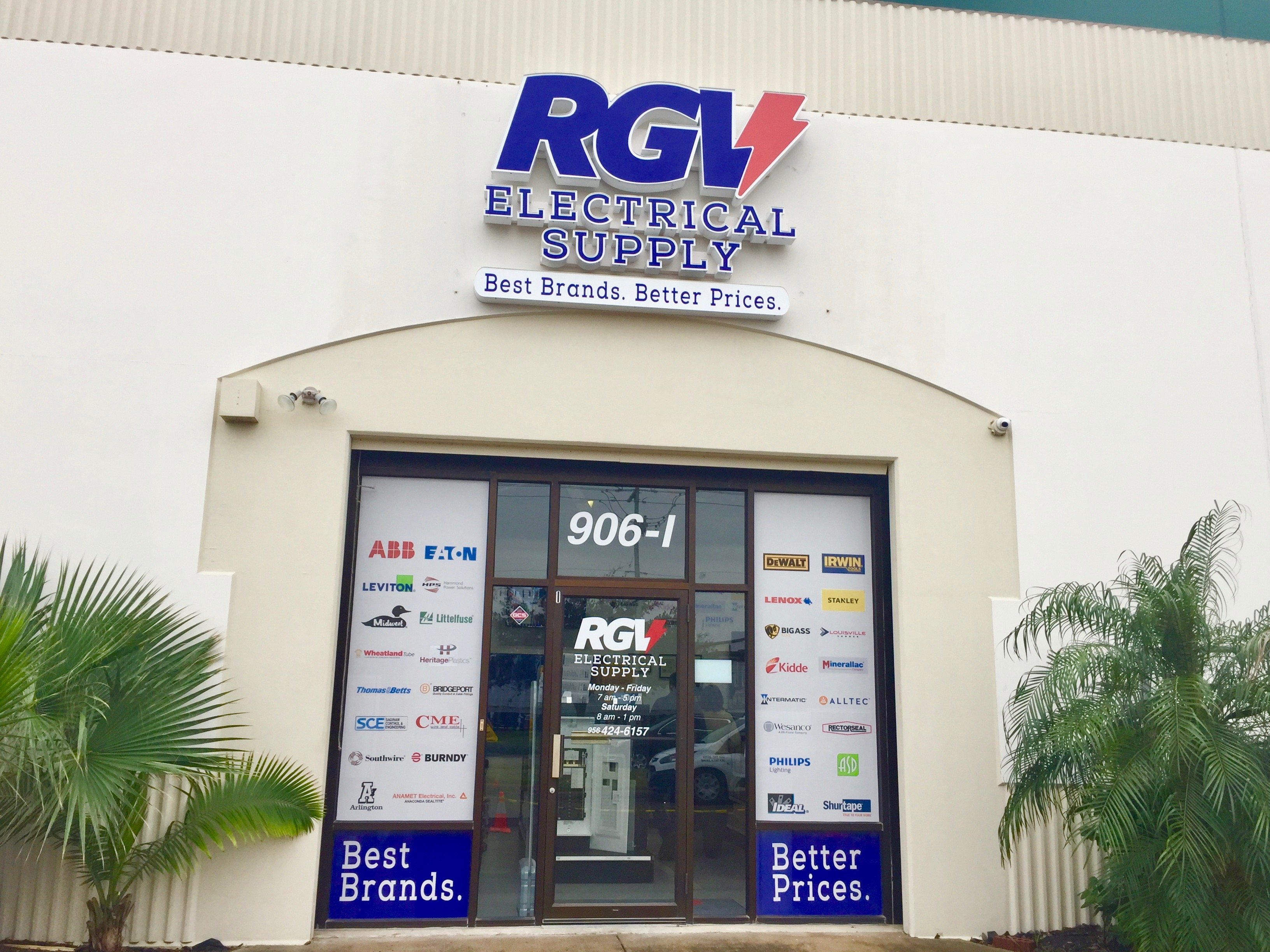 RGV Electrical Supply Officially Opened