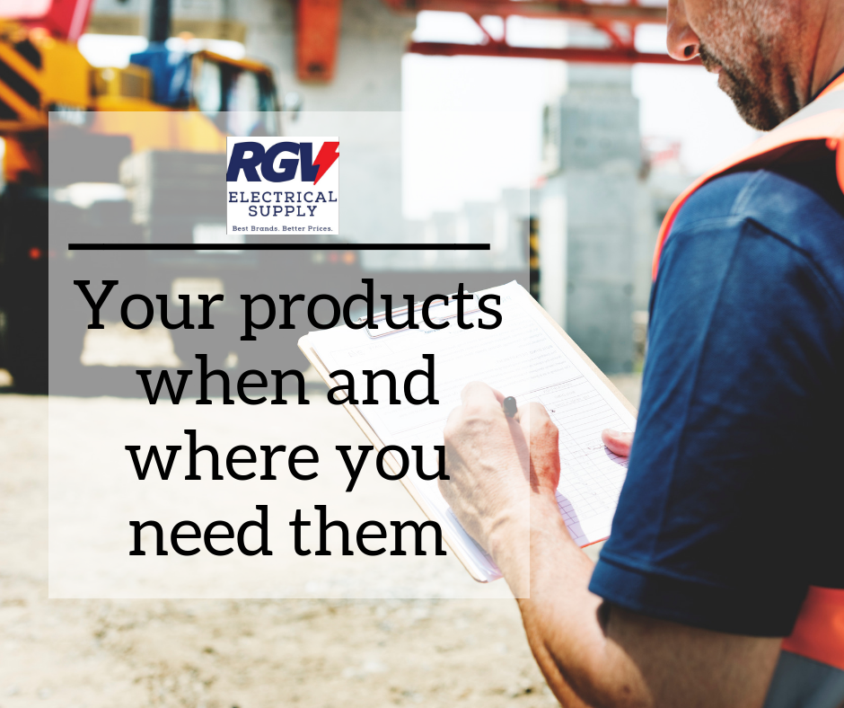 Your Products Where You Need Them